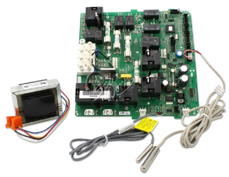 GECKO CIRCUIT BOARD KIT: MSPA-1,2 AND 4 | The Spa Works | Gecko Circuit Board Wiring Diagram |  | The Spa Works
