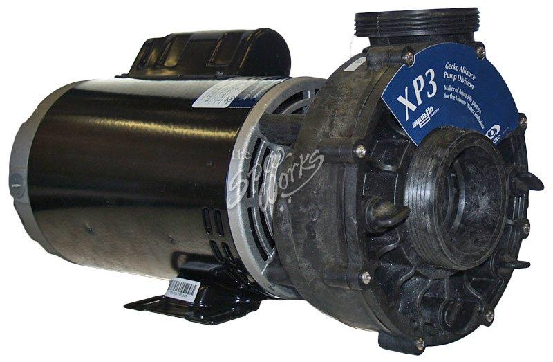 Aqua Flo Gecko Xp3 2 5 Hp 230 Volt 2 Spd 56 Frame Pump