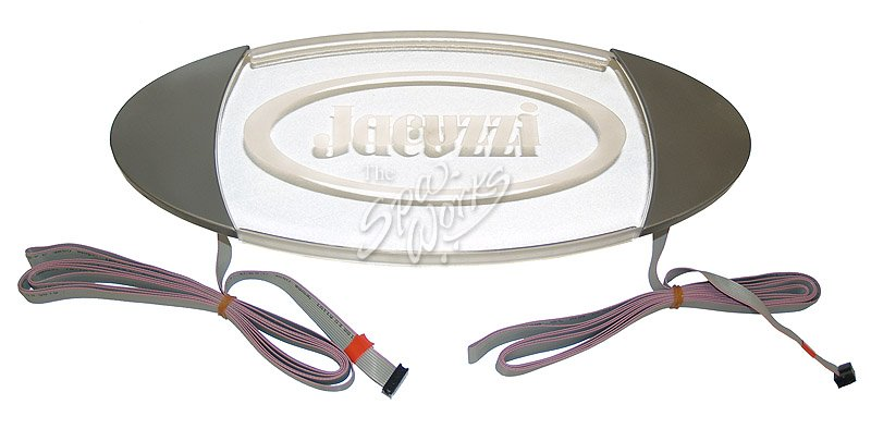 JACUZZI SPA LIGHT: LOGO SEAT ASSEMBLY, J-400 SERIES, 2006+ | The ...