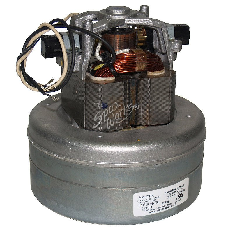 2 Hp 240 Volt 5 8 Amp Blower Motor The Spa Works