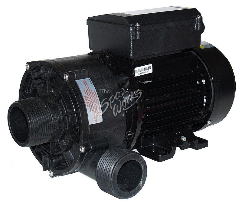 Jacuzzi spa circulation pump 240v j 400 series 7 2011 for Jacuzzi pumps and motors