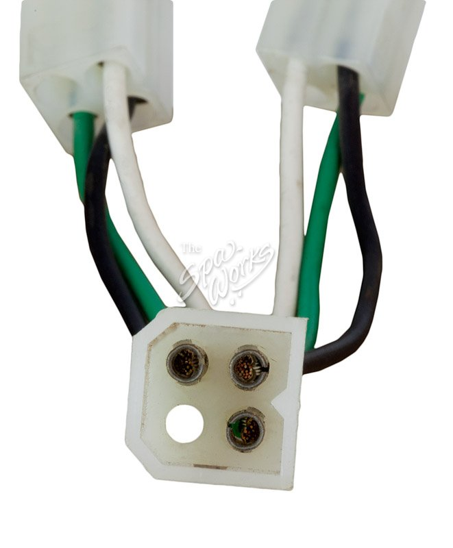 sundance spa ozone split plug wire harness