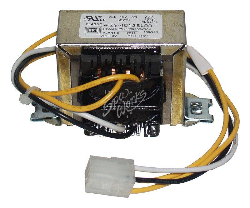 CAL SPA 120 VOLT CIRCUIT BOARD TRANSFORMER   The Spa Works