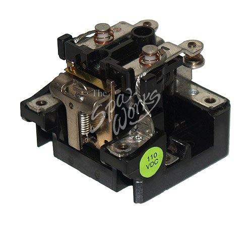 JACUZZI SPA RELAY, 30 AMP, 110 VOLT DC   The Spa Works