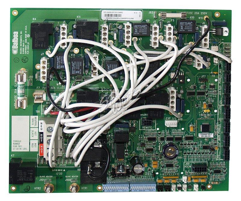 cal spas circuit board series 9800p3 the spa works coleman ac wiring diagram