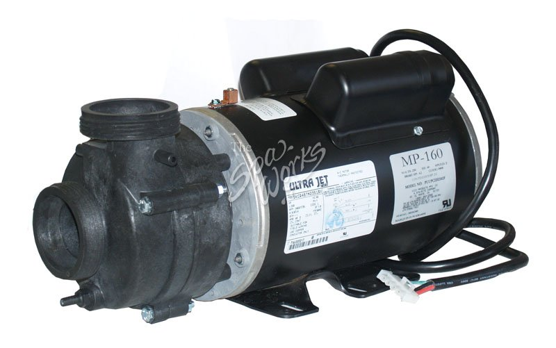 Marquis Spa 4 2 Bhp 2 Speed 230 Volt Ultra Jet Pump