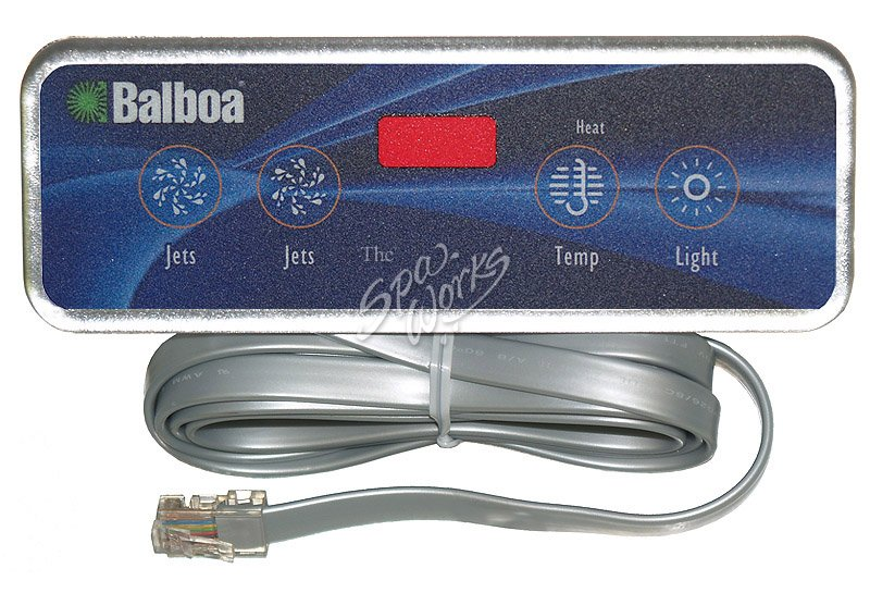 Balboa Solid State Quot Water Pro Quot Series Control System