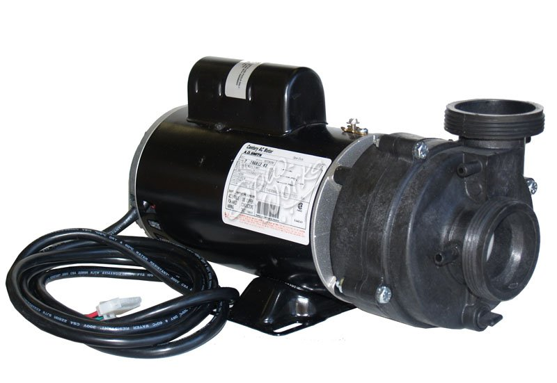 Sundance spa 2 hp 2 speed 240 volt vico pump and motor for Spa pumps and motors