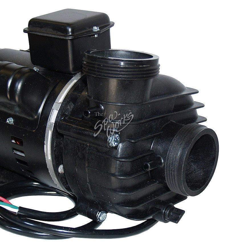 Cal Spa Power Right Dually Motor 120v 56 Fr The Spa Works