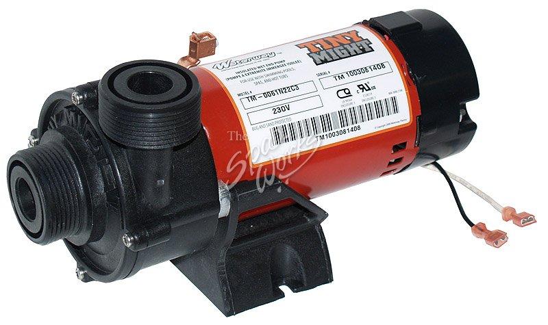 Vita Spa H E E T Pump And Motor Complete 1 Speed 1 16